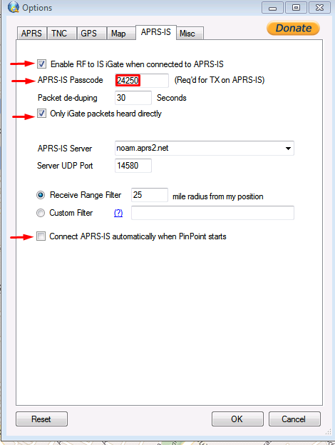 How to Build an APRS iGate with RTL-SDR, SDR#, Direwolf and PinPoint